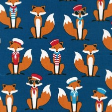 Fabulous Foxes-Sailors-Navy