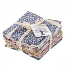Tilda Autumn Tree Fat Quarter Bundle-9 db