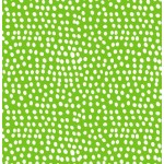 Flurry dots- grass,Designer patchwork textil