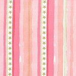 Magic-Stars and Stripes/Metallic,pink